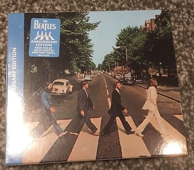 THE BEATLES ABBEY ROAD 50th ANNIVERSARY 2CD EDITION - Brand New & Sealed