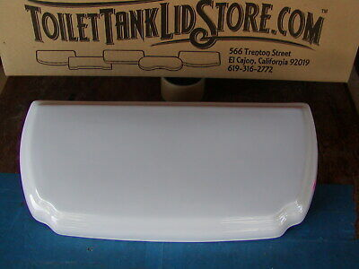 American Standard 735036 Antiquity Toilet Tank Lid WHITE 4094 4095 Excellent 5E