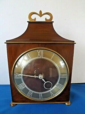 "VINTAGE SMITHS ""BROMPTON"" 8 DAY CLOCK. RARELY SEEN. Circa 1955. WORKING ORDER."