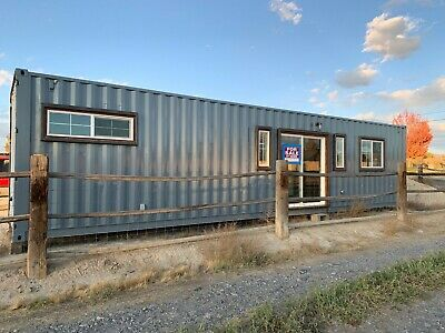 40' Luxury Shipping Container Home, Tiny House, Turn Key