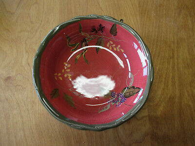 "Tracy Porter OCTAVIA HILL GARDEN Soup Cereal Bowl 8"" Floral 1 ea  1 available"