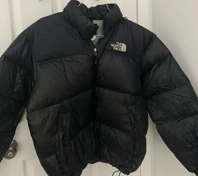 Rare The North Face Mens 800 LTD Goose Down Nuptse Puffer Jacket XL Black Winter
