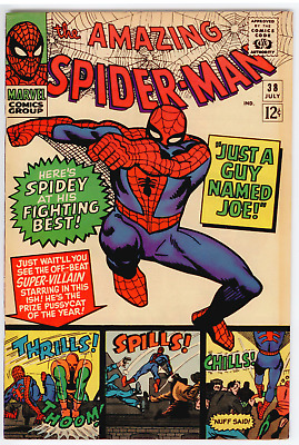 Amazing Spider-Man  #38 FN/VF 7.0  2nd app.  of Mary Jane