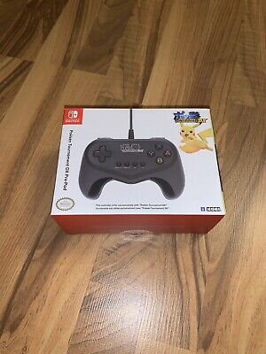 HORI Nintendo Switch Pokken Tournament DX Pro Pad Wired Controller Official