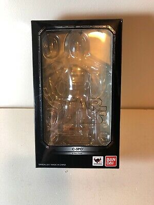 BOX ONLY - Star Wars Figuarts Bandai - C-3PO