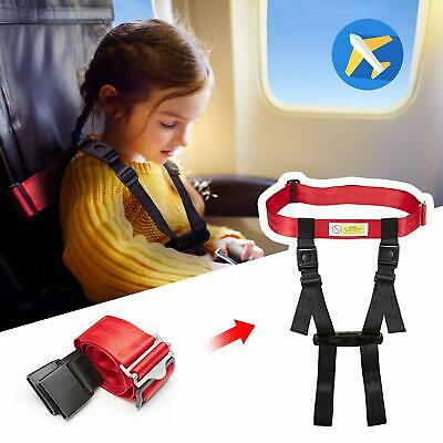 Child Safety Harness Airplane Travel Clip Strap Child Safety Plane Safety Harnes