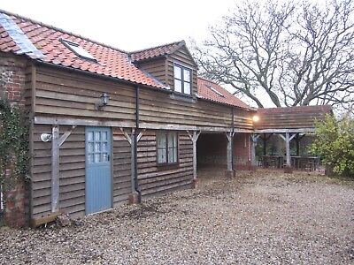 7 Night January February Holiday Cottage Self Catering Norfolk Broads Norwich