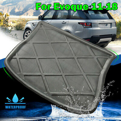 RANGE ROVER EVOQUE QUILTED WATERPROOF BOOT LINER MAT 2011 ON 219