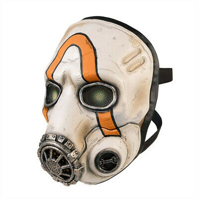 Official Borderlands 3 Psycho Mask (Cosplay, Gaming, Halloween)