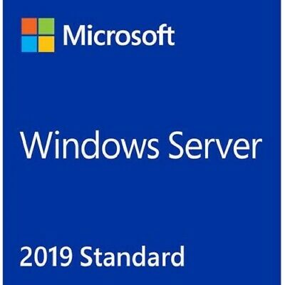 Windows Server 2019 Standard Key Code 64-bit Genuine License Key and Download