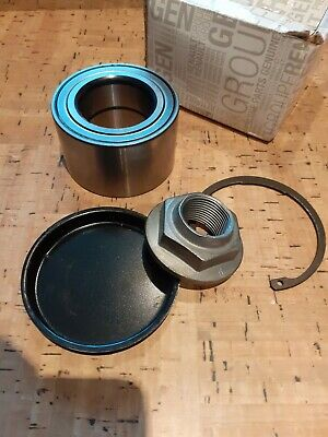For Renault Master Mk2 2003-2011 Rear Hub Wheel Bearing Kit
