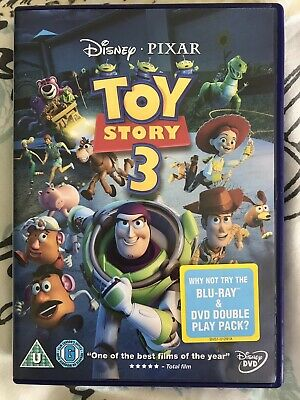 Toy Story 3 (DVD, 2010) Excellent Condition