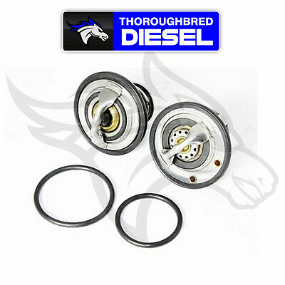 01 2001-2004 GMC SIERRA 6.6 DURAMAX TURBO LB7 THERMOSTAT OUTLET PIPE  97382699