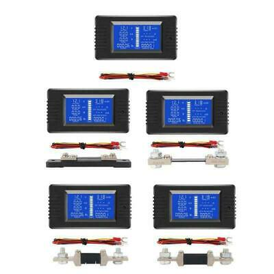 PZEM-015 Battery Tester LCD Screen Voltage Current Power Capacity Multi-meter