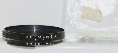 Nikon AI Modification Part Set 30 New For The 35mm f/1.4 NIkkor Late Version