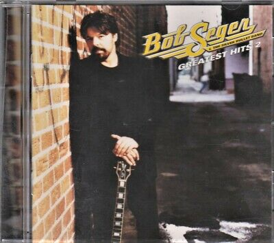 Bob Seger & The Silver Bullet Band -Enhanced CD - Greatest Hits 2 - 2003 Capitol