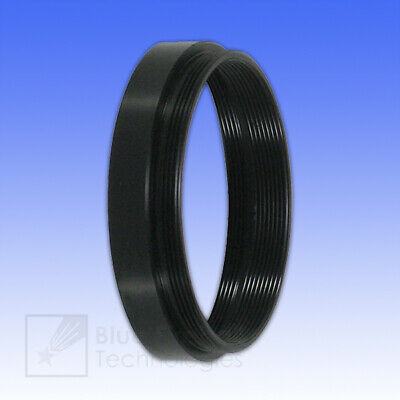 Blue Fireball T Thread Spacer Ring with 4mm Extension # S-T4