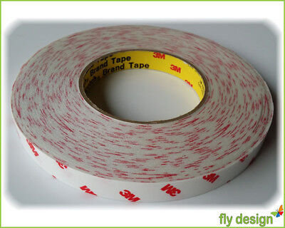 0,36 €/ M Trim Teppichleiste Skirting Board Double-Sided Tape 15mmx50m