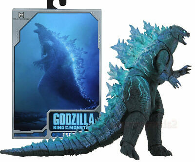 Neca Godzilla 2019 King of Monsters ultimate Blast Action Figure Deluxe Model