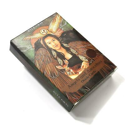 Angels And Ancestors Oracle Tarot English Version