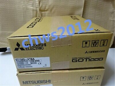 1 PCS NEW IN BOX Mitsubishi touch screen 8.4 GT1565-VTBA