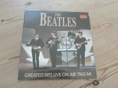The Beatles Greatest Hits Live On Air 1963-'64 Ltd Edition Brand New Sealed