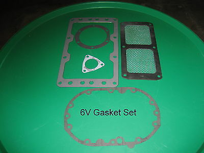 6V71 Blower Supercharger Gasket Set