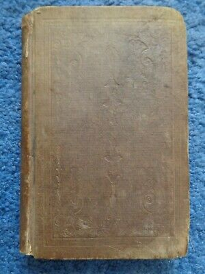 A Christmas Carol In Prose 1844. Rare First American Edition. By Charles Dickens