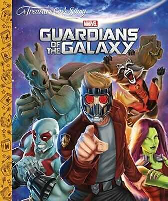 A Treasure Cove Story - Guardians of the Galaxy (Treasure... by Centum Books Ltd