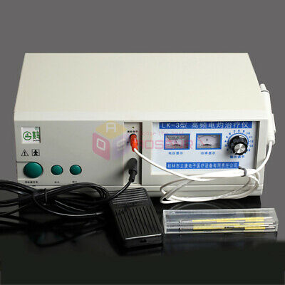 NEW 220V Electrocautery Therapeutic Apparatus Cosmetic Surgery Electric Knife