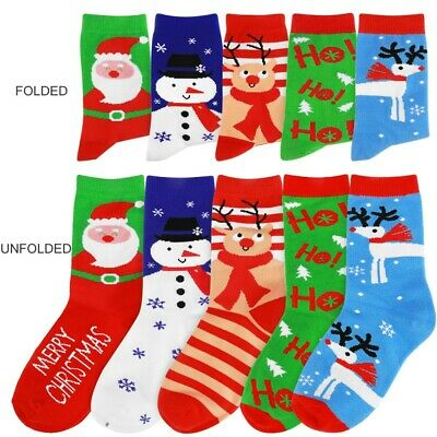 New Mens Women Novelty Lot Christmas Socks Ladies Gift Xmas Assorted