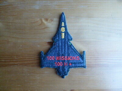 Patch Rafale Tiger Meet Thermocollant