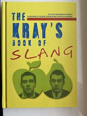 The Kray's Book Of Slang