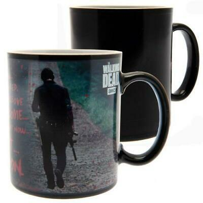 The Walking Dead Heat Changing Mug Ceramic Coffee Tea Novelty Cup Gift New Quote