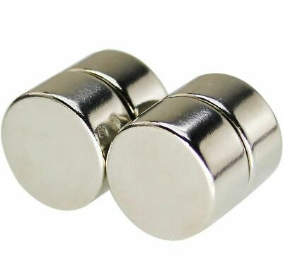 N35 Neodymium Magnets ~ 4mm Dia x 3mm Thick ~ Round DISCS Cylinder Ring ~ STRONG