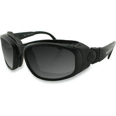 Bobster Sport & Street Convertible  Goggles Black With Interchangeable Lenses