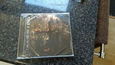 Foals - Everything Not Saved Will Be Lost Part 2 - New Unsealed CD