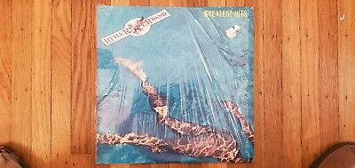 Little River Band  Greatest Hits 1982 NM Vinyl LP EX Shrink-wrap Record Cover