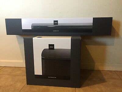 Bose 700 Series Soundbar and Subwoofer Package - BRAND NEW Factory Sealed!