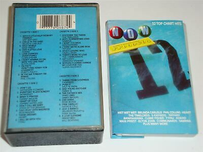 Various Artists - Now That's What I Call Music 12 Double Cassette Tape