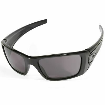 Oakley Fuel Cell Sunglasses - Polished Black Warm Grey - 9096-01 60-19