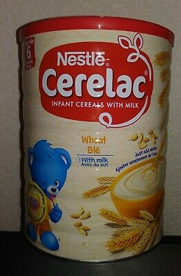 Nestle Cerelac, Wheat with Milk, 2.2-Pound Best By: 06/2020