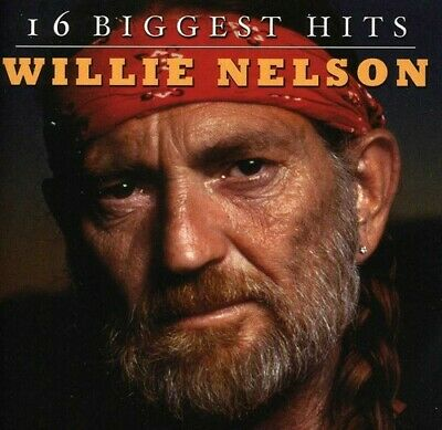Willie Nelson - 16 Biggest Hits New Cd