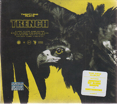 CD - Twenty One Pilots - Trench (CD, Fueled By Ramen) 21 Pilots FAST SHIPPING!