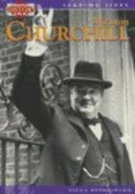 Leading Lives: Winston Churchill Paperback by Reynoldson, Fiona Paperback Book