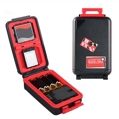 Universal Camera Battery Protective Case CF XQD Card Storage Box 3 Color