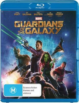 Guardians Of The Galaxy (2014) (2014) [New Bluray]