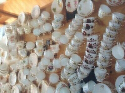 vintage bone china cups and saucers