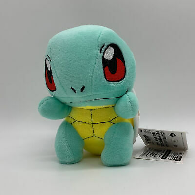 Pokemon Squirtle Plush Soft Toy Stuffed Animal Teddy Doll 6""