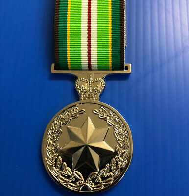 Collectable New South Wales Police Diligent and Ethical Service Medal